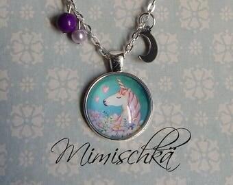 necklace unicorn