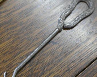 antique button hook henry morgan