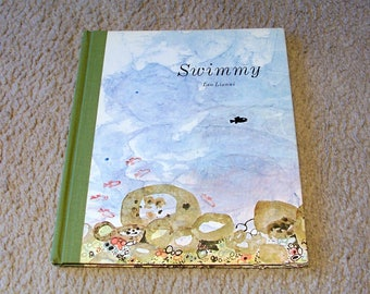 Swimmy, Leo Lionni, Children's Vintage Book