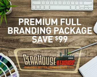 Premium Full Branding Package