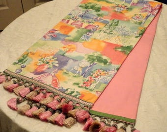 Table Runner & Mats Set