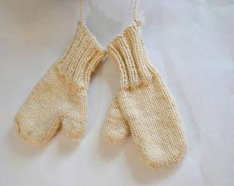 Children's Mittens PDF Knitting Pattern by Vint Hill Knits