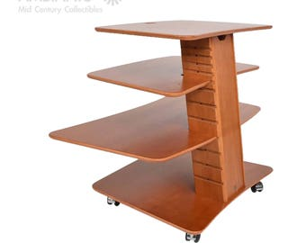 Mid-Century Danish Modern Aksel Kjesgaard Book Stand Table Desk