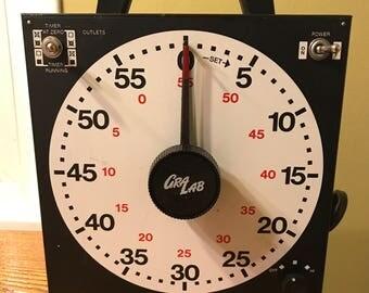 Vintage GraLab Universal Timer