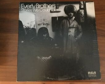 Everly Brothers The Stories we Could Tell on RCA Records with all great players 1972
