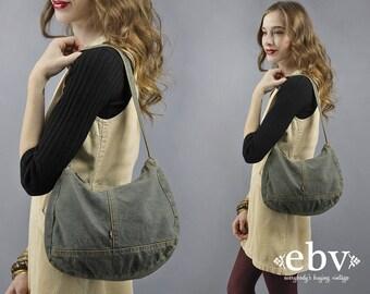 Denim Purse Denim Bag 90s Purse 1990s Purse Levi's Denim Purse Vintage Levi's Bag Shoulder Bag 90s Handbag Denim Handbag