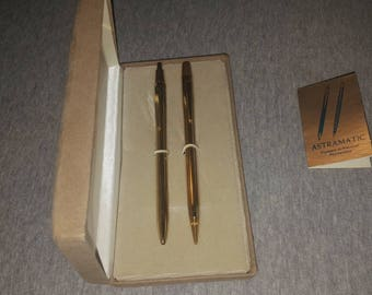Bradley astramatic pen and pencil set
