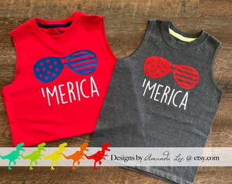 Merica Shirt - Adult Sizing