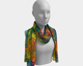 Appealing Designer Scarf with
