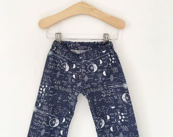 Science! Baby, Toddler, and Child Straight Leg Pants