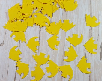 Angel fish die cut confetti scrapbook embellishments, Luau, Beach, Tropical,Mix and Match