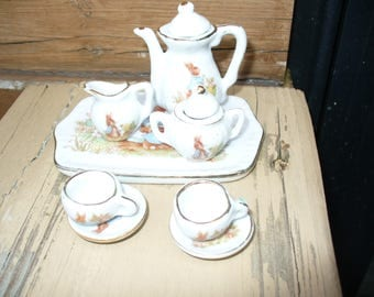 Peter Rabbit Mini Tea Set