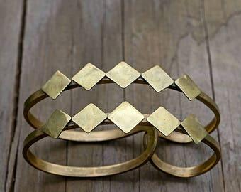 DIAMOND DUSTER TRIPLE Ring