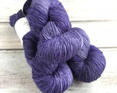 Merino Single by Skeinny Dipping in colorway Provence
