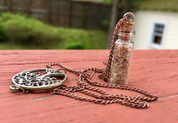Beach in a Bottle- Summer Jewelry