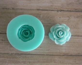 Flexible Mold - Rose
