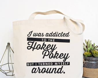 Hokey Pokey - Canvas Tote Bag