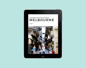 Mini Guide to Melbourne - Issue 1