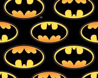 Batman car seat blanket
