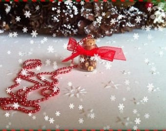 Cookies ref 61 vial pendant necklace
