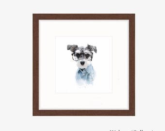 Personalized Pet Portrait & Phone Wallpaper