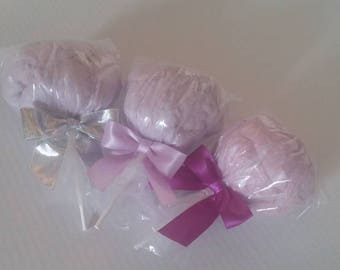 Sample cotton candy