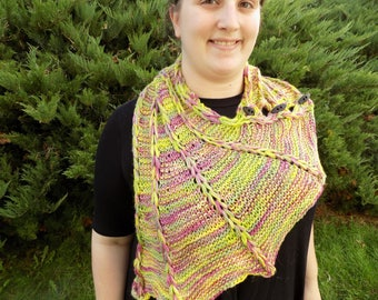 Sherbert Dragon Wing Cowl
