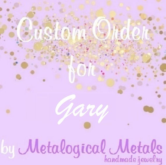 CUSTOM order for Gary. 14k Triple Braided Ring