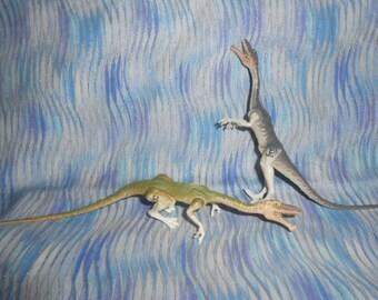 Jurassic Park 1993 Coelophysis Sprinters Vintage Series 1  Kenner JP04