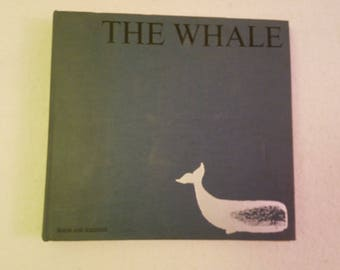 The Whale by Tre Tryckare, 1968, 1st printing in Italy