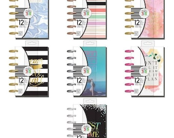 """Create 365 Mini Undated 12 Month Planner 5.125"""" x 7.5"""" You pick one"""