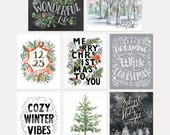 2017 Assorted Holiday Note Card Set