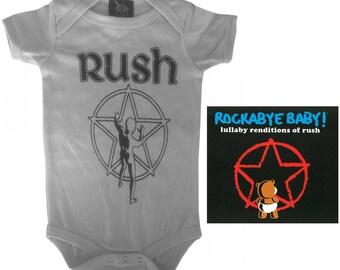 Rush Baby Gift Set