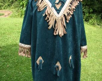 Native American Indian Girl Costume New