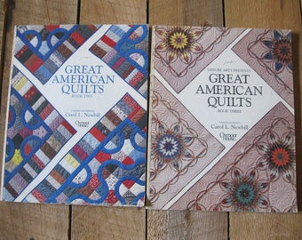Quilting Books-American Quilts-Carol L. Newbill-Quilting Book-Oxmoor House