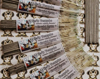 "Myrhh incense ""Special Myrhh"" ,10 sticks per pack ,handmade and totally natural"