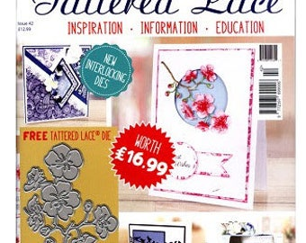 The Tattered Lace Magazine - Volume 42