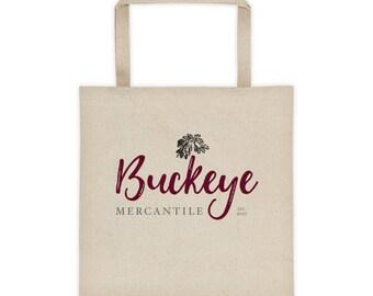Buckeye Mercantile Grocery Tote bag
