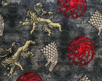Pre-Order, Game Of Thrones, Cloth Diaper Wetbag, Diaper Pail Liner, Diaper Bag, Day Care Size, Bag with Handle