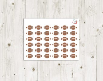 Football Stickers  - ECLP Sticker