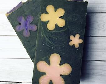 Warhol's Fresh Cut Flowers / Vegan Soap / Shea Butter Soap