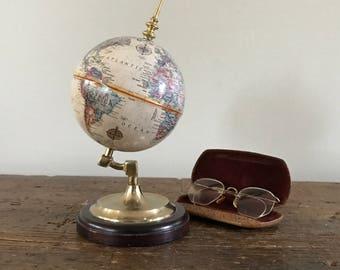 Small Desk Globe