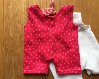 Pink Green jersey underwear