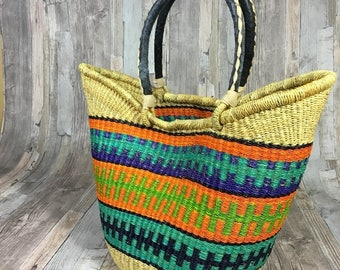 African beach bag | Etsy