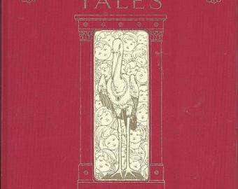 Hans Andersen's Fairy Tales illustrated by W. Heath Robinson, reprint of 1913 edition.