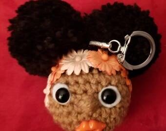 Dolly Key Chains, Key Chain, Doll