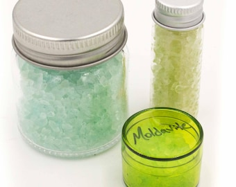 Bath Salts Moldavite Aromatherapy Relaxing Spa Item