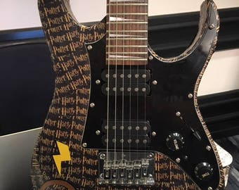 Harry Potter Electric Guitar