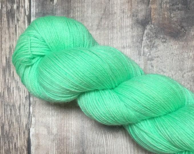 Fresh   - 100grams 100% Super wash merino  4 ply wool