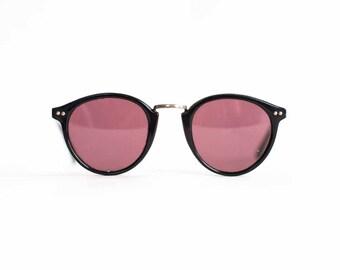 60s Sunglasses   -  1960s  -  Vintage Sunglasses  -  Small Round Sunglasses  -  Retro Sunglasses  - Genuine 1960s  -